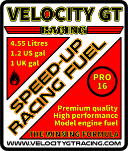 Velocity GT Racing Speed-up Racing Fuel